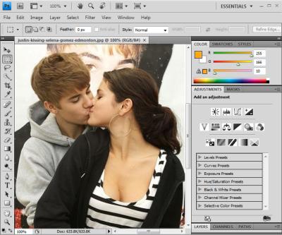 Tutorial - Buat Gambar Censored menggunakan Photoscape dan Photoshop CS4