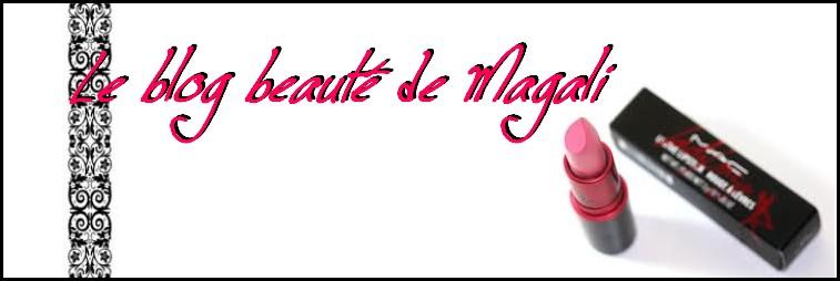Le blog beauté de Magali