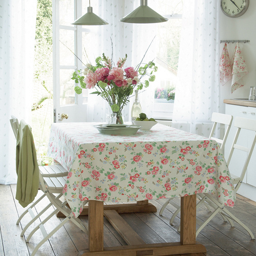 Shabby chic dining i heart shabby chic for Cath kidston kitchen ideas