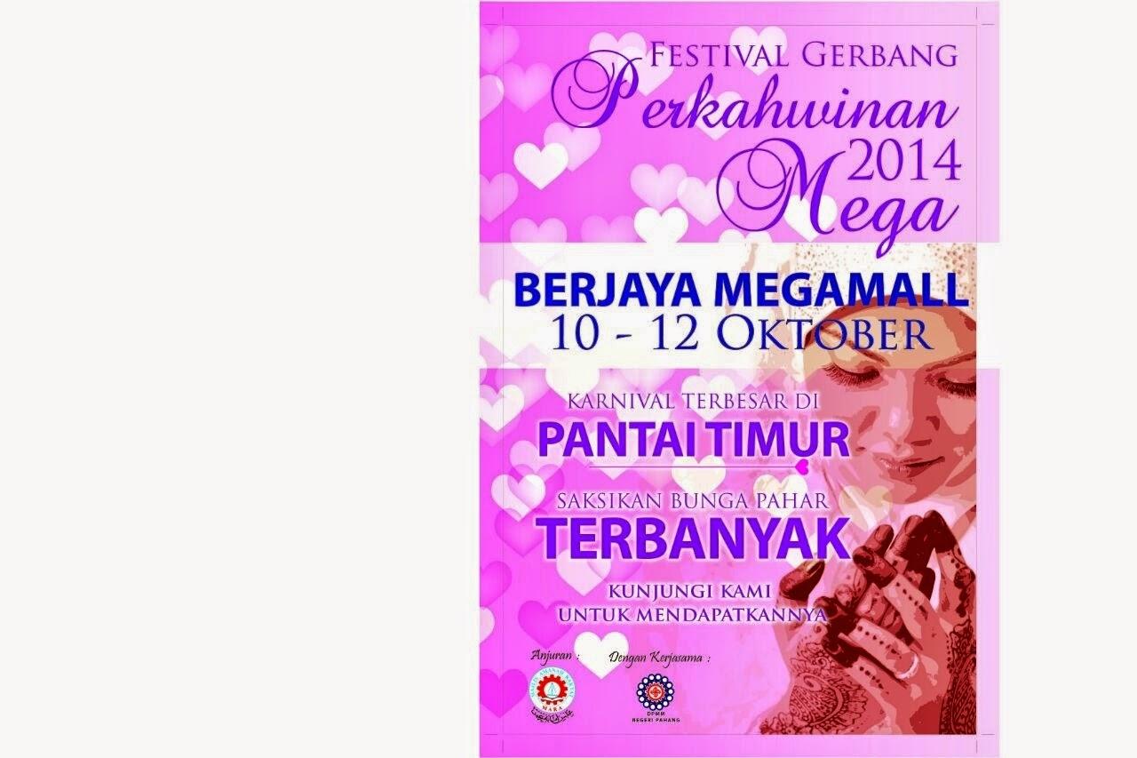 festival gerbang perkahwinan mega 2014