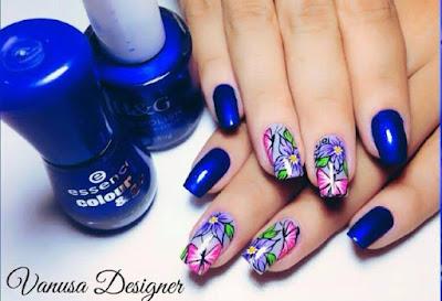 Uñas decoradas 2015, Diseños bonitos