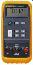 FLUKE 712 RTD CALIBRATOR