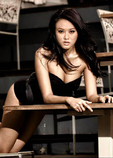 hot Devi Liu for Male Magazine, February 2013 (Part 2)