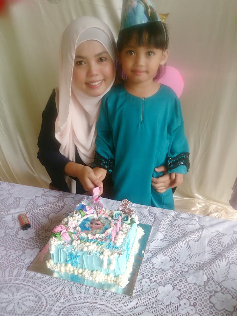 | Small Celebration Birthday My Princess Zarra |