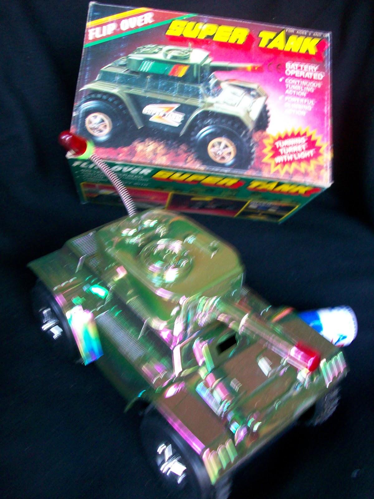 tank jungkir balik mainan era 80an rp 70 ribu