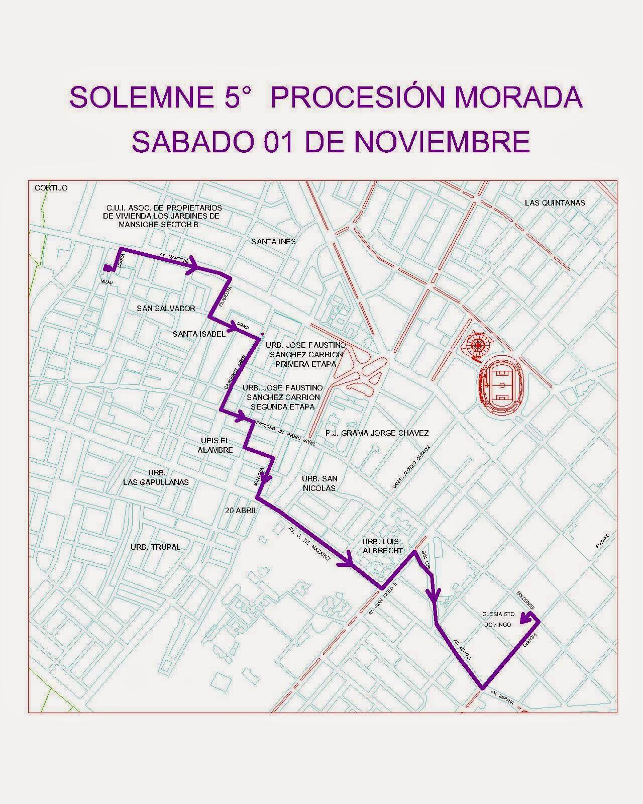 SOLEMNE GUARDADA DEL SEÑOR DE LOS MILAGROS, EL SABADO 01 DE NOVIEMBRE, A LAS 11:30 PM, EN EL TEMPLO