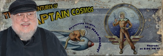 CAPTAIN COSMOS