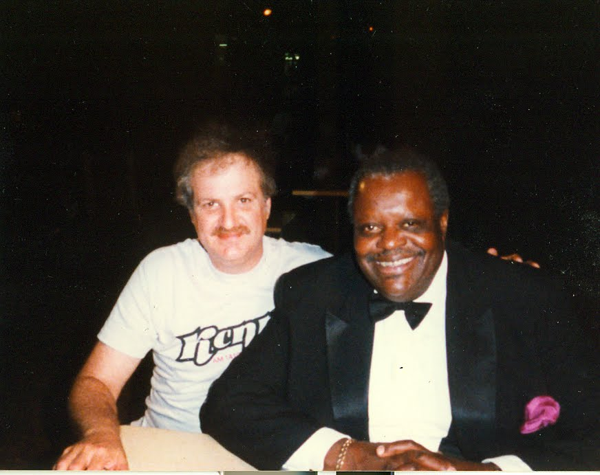 George Fendel & Oscar Peterson