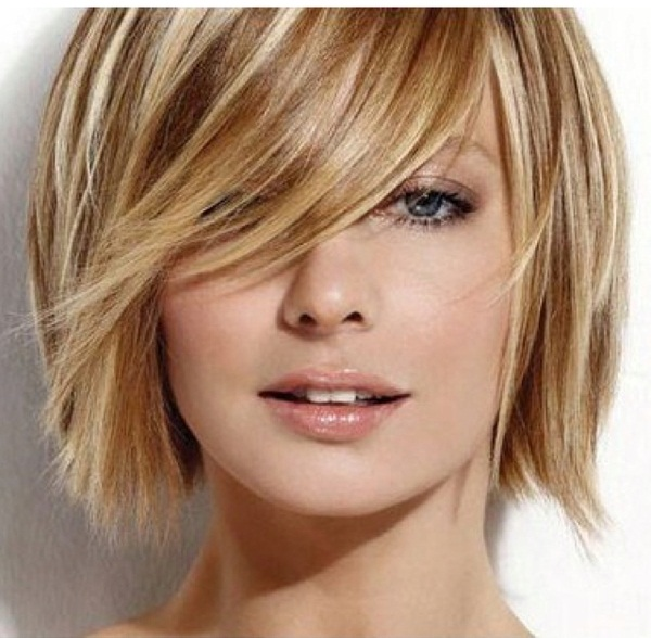 The Astonishing Short Hairstyles With Bangs 2015 Pics
