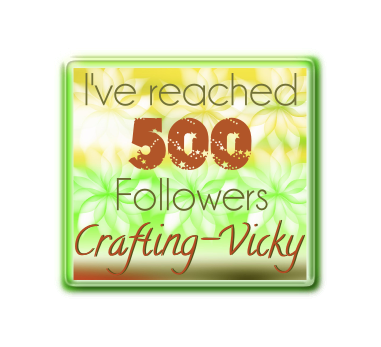 Vicky's 500 Follower Celebration