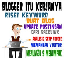 Mitos Blogging Yang Dapat Memicu Kegagalan