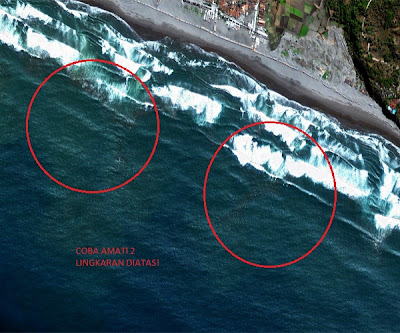 Scientific Answer To The Mystery Of The Southern Coast Of Java