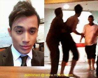 Kes Pukul Tutup-Mangsa Amuk Maafkan Aliff Aziz, info, terkin, sensasi, gossip, aliff aziz, kontroversi aliff