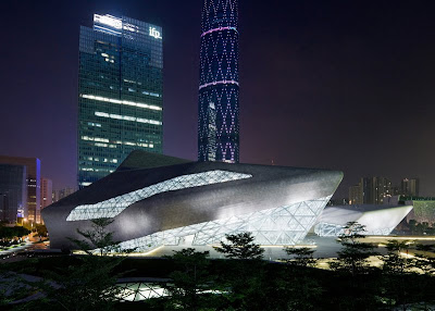 Free travel to Guangzhou by Premium Beautiful opera house