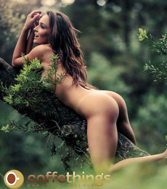 Bianca Borba na Playboy Brasil