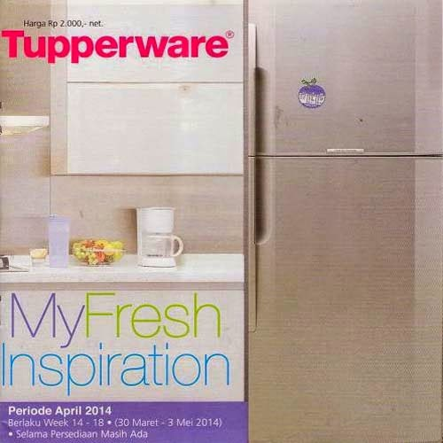 Katalog Tupperware Promo April 2014