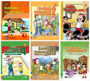 Buku Sekolah Bahasa Indonesia SD Kelas 1-6