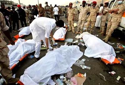 Ini Daftar Korban Tragedi Mina asal Indonesia