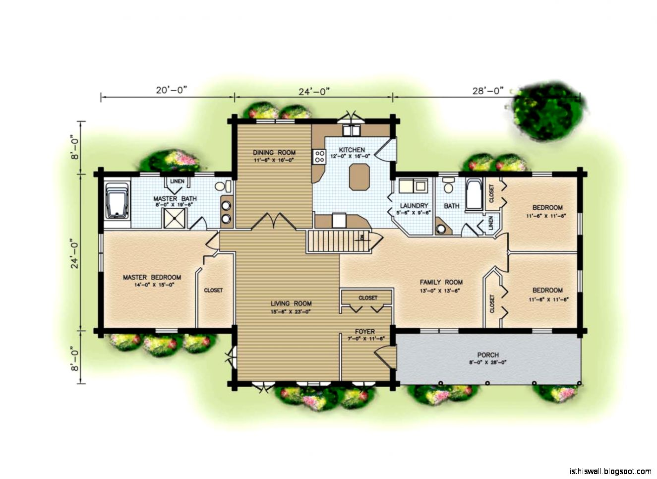 Dream Homes Building Plans House Design Ideas