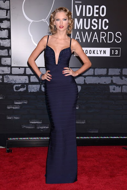 Taylor Swift vmas 2013