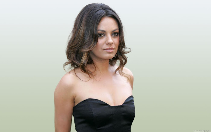 Mila Kunis - The Most Desirable Woman Wallpaper