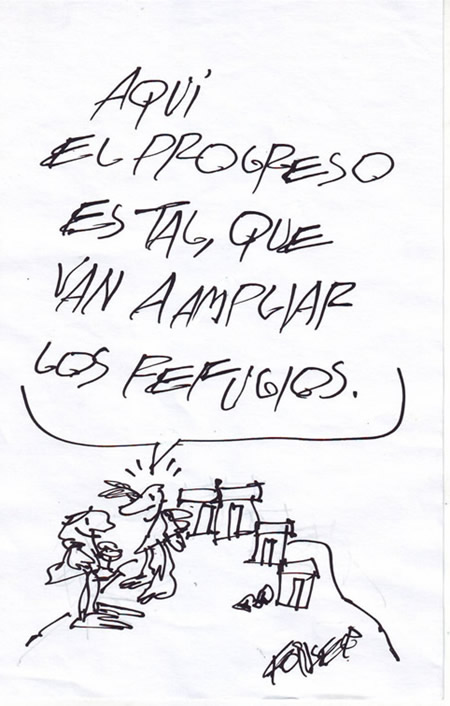 CARICATURA DEL DA