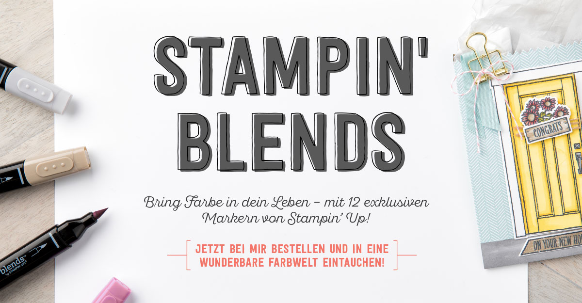 NEU - Stampin' Blends