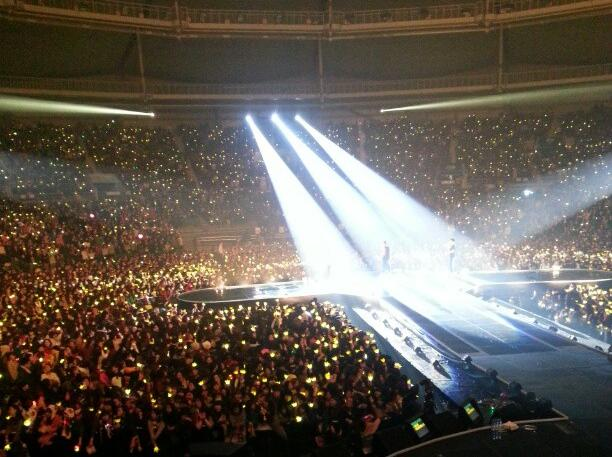 Big Bang's Alive Tour The Final in Seoul day 1