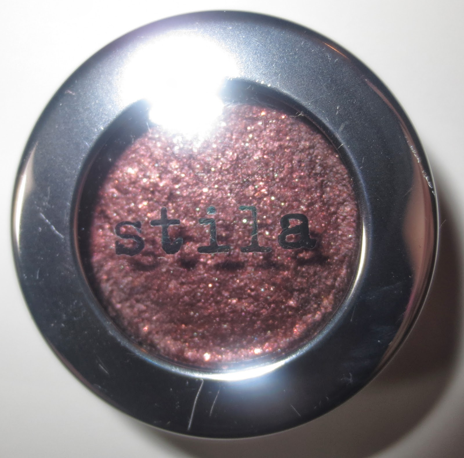 Stila Magnificent Metals Foil Finish Eye Shadow - Metallic Merlot
