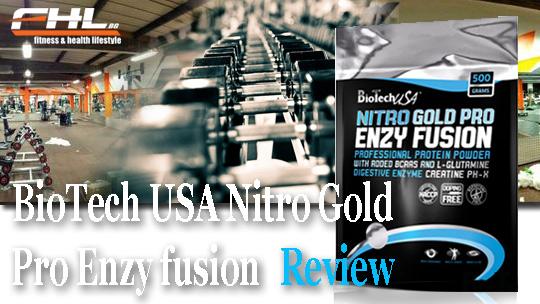 BioTech USA Nitro Gold Pro Enzy fusion протеин цена