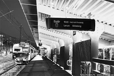alingsås, station, järnvägsstation, västergötland, sverige, swedish, railroad station, foto anders n