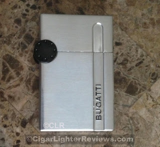 Bugatti B 1001 Torch Lighter