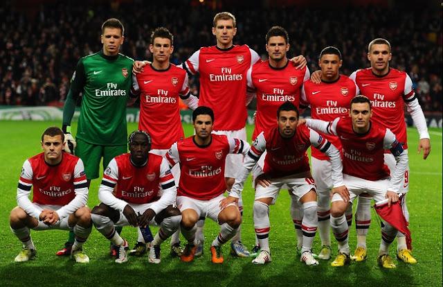 Hình nền máy tính đội bóng Arsenal Full HD