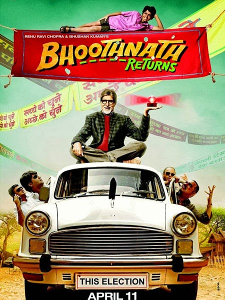 Bhoothnath Returns 2014 Mp3 Songs Download Latest SongsPk