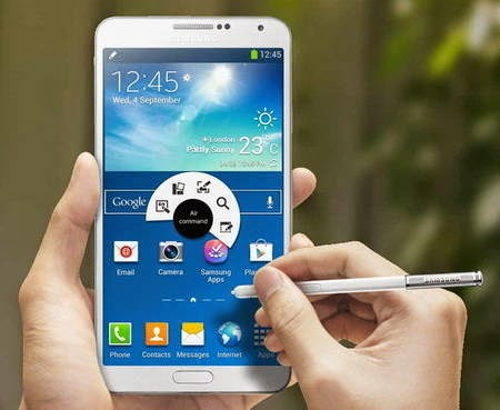Galaxy Note 4 tanıtım videoları