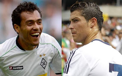 Juan Arango se puso por encima de Cristiano Ronaldo