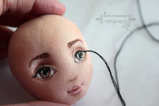 Кукла тыквоголовка выкройки