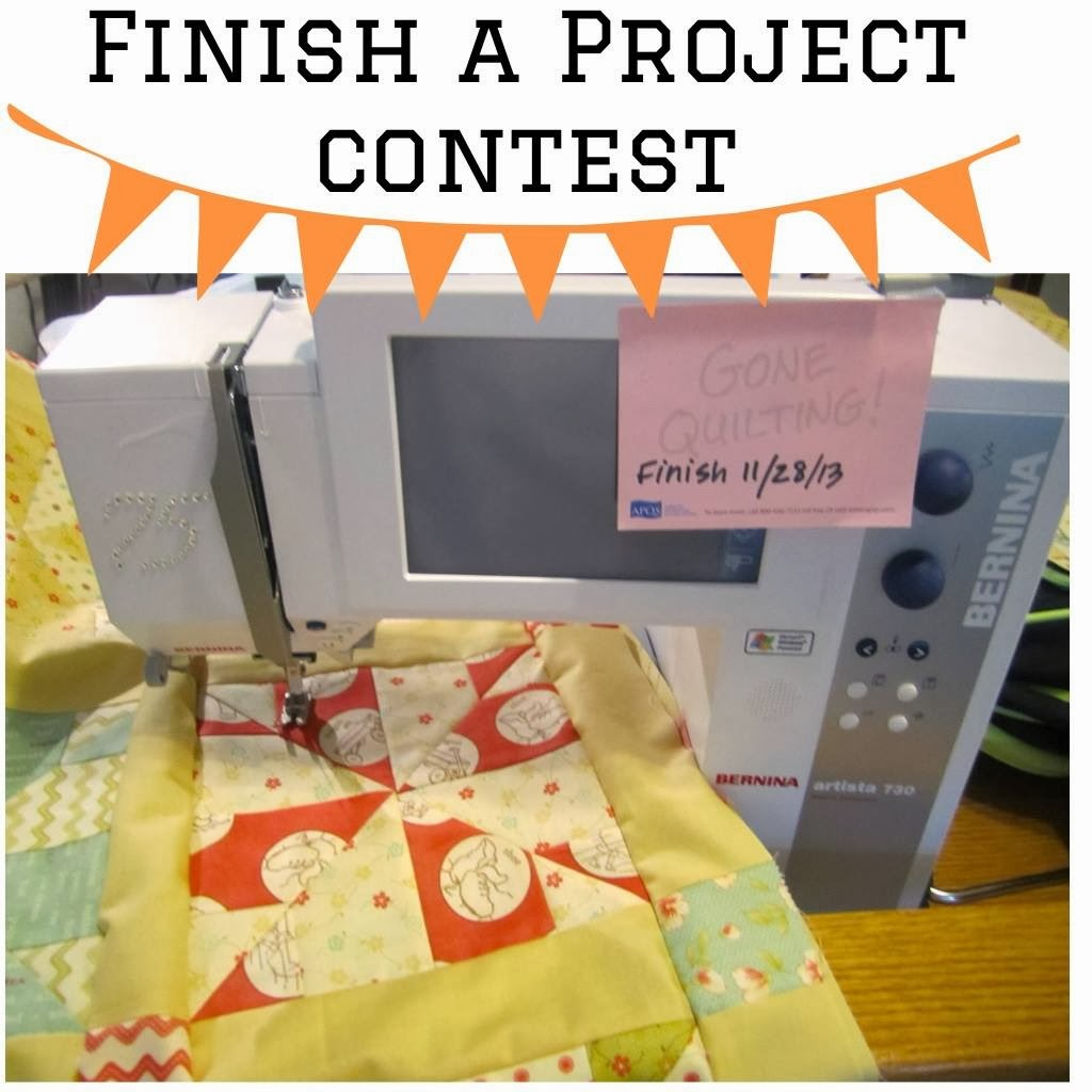 Finish a Project CONTEST