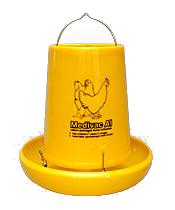 Penyimpanan Pakan dan Mimum Ayam Pelung
