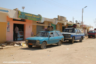 Oasis de Dakhla - Viaje a Egipto