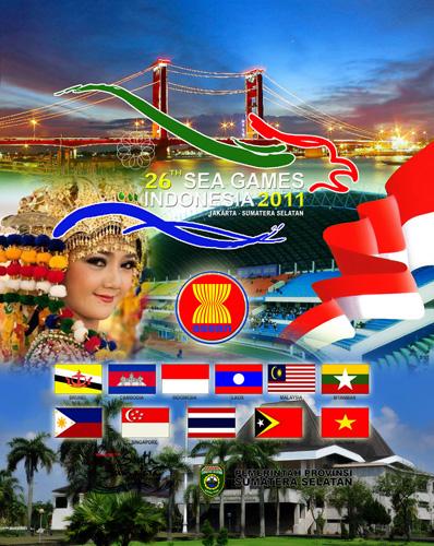 Sea games 2011 ☻☺UNTUK RAKYAT INDONESIA ☺☻10 orang pertam