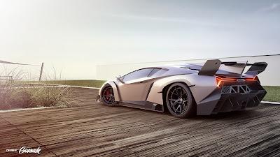 Lamborghini Veneno Wallpaper