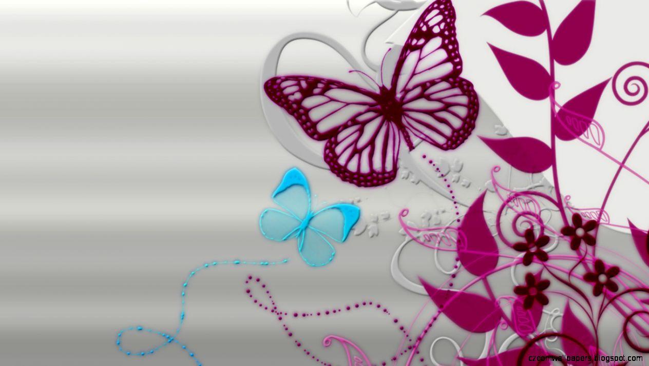 30 Wonderful Butterfly Wallpaper
