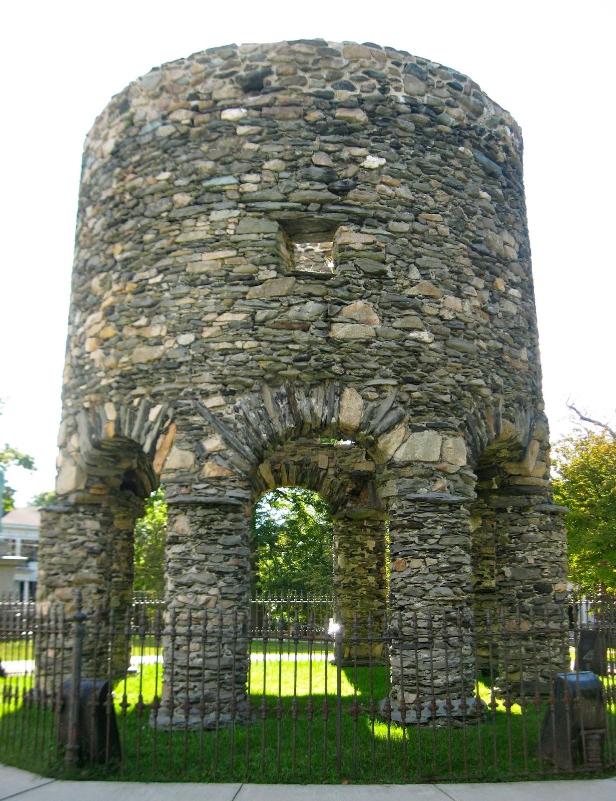 Rhode Island Mysterious Viking Tower