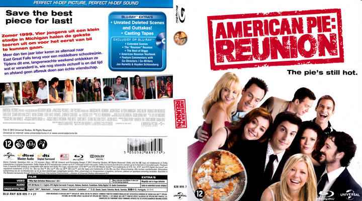 American Reunion 2012 - Full HD Movie