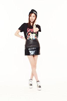 Haeryung BESTie Pitapat Concept Photo