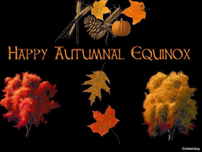 The Original Weather Blog: Autumnal Equinox (Fall) Begins at 9:49 AM