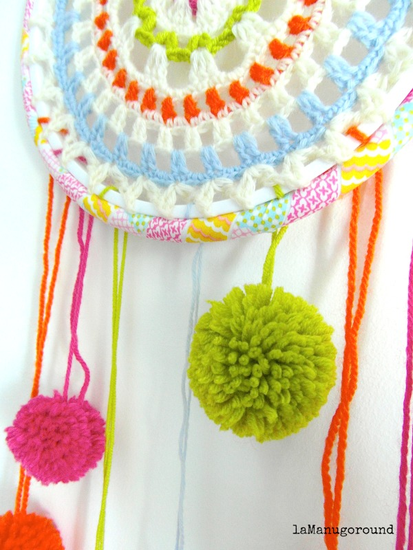 lamanugoround-acchiappasogni-crochet-pompom-washitape