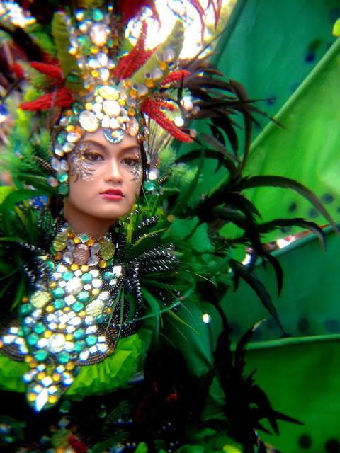 Parade Kreasi Busana Tulungagung digelar setiap HUT