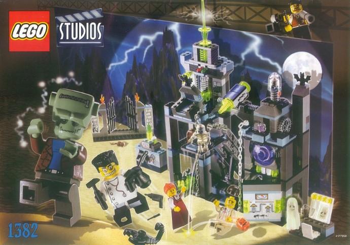 Lego Halloween Trick Or Treat Buckets Haunted October